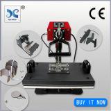 8 combinados en 1 máquina de la prensa del traspaso térmico