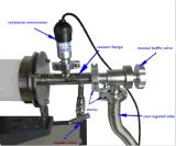 Cvd-Systems-Röhrenofen mit 3 Kanal-Gleitbetriebs-Strömungsmesser