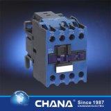 Contactor del control de motor de la bobina del circuito eléctrico 3phase 4poles 24V 220V 9-95A DC/AC
