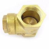 製造されたカスタマイズされたCNCの黄銅によって機械で造られるコンポーネント