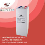 Deep Cycle Tubular Gel Batteries solaires 2volt 1000ah Opzv Battery