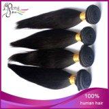 7A Unprocessed Virgin Human Hair Silk Stright Hair Extensions