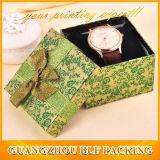 Cadre de montre de papier de estampage chaud de cadeau de logo (BLF-GB063)