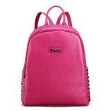 Backpack de Madame à la mode avec la couleur rose (6135)