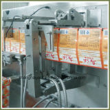 Pouch Filling Machine Masala 높은 쪽으로 산업 Stand