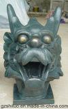 Первый 12 зодиак, крытое ремесленничество украшения Hall выставки, бронза