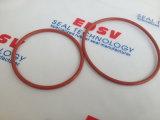 Joint circulaire rouge /O-Ring de silicium de Vmq de silicone