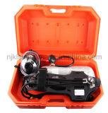 Feuer-Kämpfer-Schutz-Hilfsmittel 9 Liter-Kohlenstoff-Becken-Druckluft-Atmung-Apparat