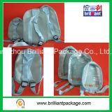Sacchetto degli allievi dello zaino dei capretti del poliestere e del PVC