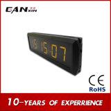 [Ganxin] van de LEIDENE van de Decoratie van het Huis 1.8inch Digitale Prikklok de Moderne Klok van de Muur