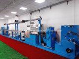 Micro-Fine teflón cable coaxial que hace la máquina de línea de extrusión /