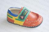 男の子(RF16241)のためのPUの子供の靴