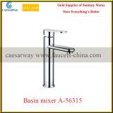 Escolhir o Faucet de água sanitário da bacia do banheiro do cromo dos mercadorias do punho