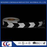 Стрелки безопасности дороги PVC лента светотеневой отражательная (C3500-AW)