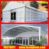 ABS de Harde Tent van de Partij van de Koepel van het Profiel van de Tent van het Aluminium van het Comité van de Muur