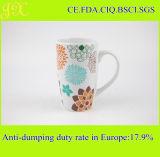 Eco freundliche Qualitäts-keramische Kaffeetasse für Förderung