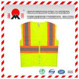 Veste reflexiva para a segurança de tráfego (vest-2)