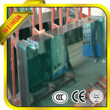 4-19mm Clear Tempered Glass Shower Wall Panels avec du CE Certificates de ccc