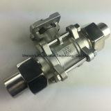 Cer Union 3PC Ball Valve