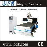 Macchine di legno di CNC Routering della macchina del Governo del portello di Libo