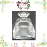 150ml Fles van het Glas van de Verspreider van het Riet van het Aroma van het parfum de Duidelijke, de Kruik van het Glas van de Essentiële Olie, Glaswerk