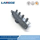 Carcaça de alumínio da precisão da fundição do magnésio da injeção da câmara de pressão da liga do zinco
