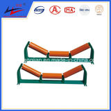 Conveyor System를 위한 Transistion Carrier Roller Idlers