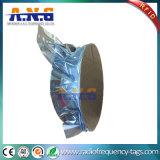 Embutimento Ntag213 de NFC que anuncia o embutimento seco