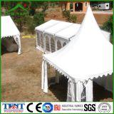 Tente de Gazebo de pagoda d'écran de PVC du mobile 5X5m