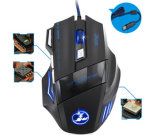 USB Wired Optical 7D Mouse