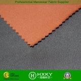 Tissu de bout droit de polyester pour la veste capitonnée par coton de veste