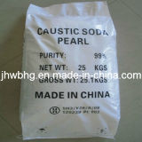 Perle della soda caustica di purezza del grado 99% di industria