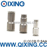 Acier inoxydable / Cuivre Push to Connect Fittings Vanne pneumatique