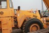 lader van de Jonge os van de Steunbalk van de Rupsband van het Wiel van de hydraulisch-diesel-Motor 160kw de Hand Gebruikte 966e