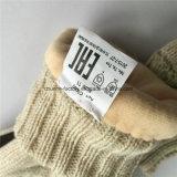 7g円機械ミルクカラーアクリルの編まれた皮手袋
