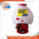25Lタンク容量の農業機械のナップザックガソリン力のスプレーヤー909