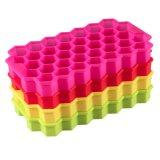 高品質の蜜蜂の巣のカスタムシリコーンの角氷の皿
