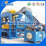 機械に空の煉瓦機械装置をするハイテクのコンクリートブロック