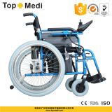 Tomedi Aluminum Handicapped Electric Power WheelchairはとのBatteryを導くAcid