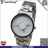 Relógio de couro de Paidu da faixa do plutônio da alta qualidade nova da chegada Yxl-722 para homens