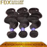 Волосы девственницы объемной волны 100% качества Fadianxiu Queenlike верхние бразильские (FDX-SM-2016-3)
