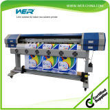 máquina interna e ao ar livre de 1.6m do PVC da bandeira de impressão