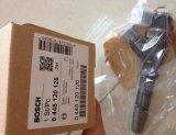 Injetor de combustível do tipo 6D107 de Bosch para o motor da máquina escavadora feito em Japão