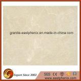 Importierte beige Marmorbodenbelag-/Wand-Fliese