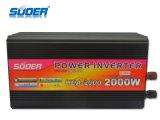 Inverseurs de pouvoir de l'inverseur 12V 220V du bloc d'alimentation 2000W de Suoer (HAD-2000A)