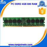 Ett откалывает Unbuffered RAM 4GB PC DDR2 667MHz PC2-5300
