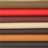 Flama impermeável Rasgar-Resistente da qualidade superior - couro retardador do Synthetic da mobília da caraterística