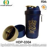 [600مل] يحرّر [هيغقوليتي] [ببا] بلاستيكيّة بروتين مسحوق رجّاجة زجاجة ([هدب-0304])