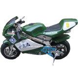 vente chaude de vélo de moteur du gaz 49cc en Inde