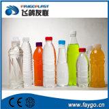 Se utiliza Manual semi automático buen precio para mascotas de agua de plástico de la máquina de soplado de botellas con el sistema de conducción servo